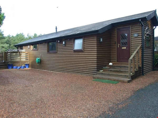 Briar Lodge River Tilt Leisure Park Blair Atholl