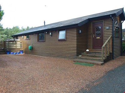 Briar Lodge, River Tilt Leisure Park, Blair Atholl PH18 5TE