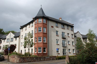 Flat 47, Ericht Court, Upper Mill Street, Blairgowrie PH10 6AE