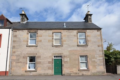 Highwood, 23 High Street, Auchterarder PH3 1DB