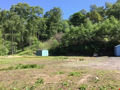Plot, Callums Hill, Crieff PH7 3LT