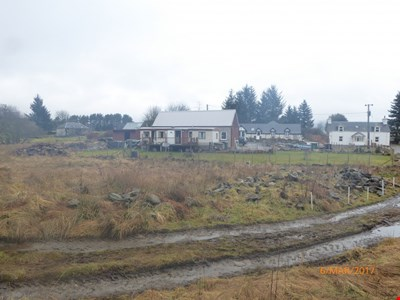 Building Plot, Craigton Farmhouse Cottage, Bridge of Cally PH10 7LH