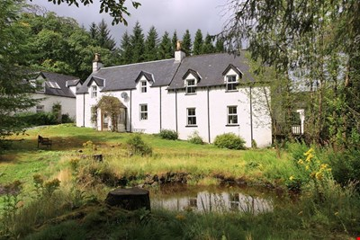 Wester Lix House, Killin FK21 8RD