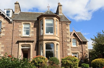 Fairmount, Upper Flat Comrie Road, Crieff PH7 4BJ