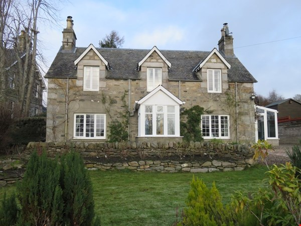 Wester Kinnaird Cottage Kinnaird Pitlochry