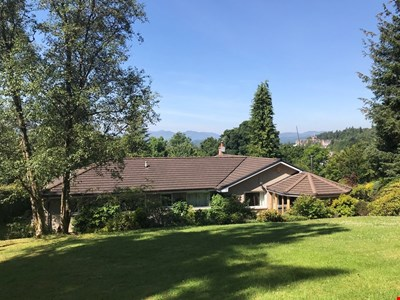 Birchlands, Callums Hill, Crieff PH7 3LS