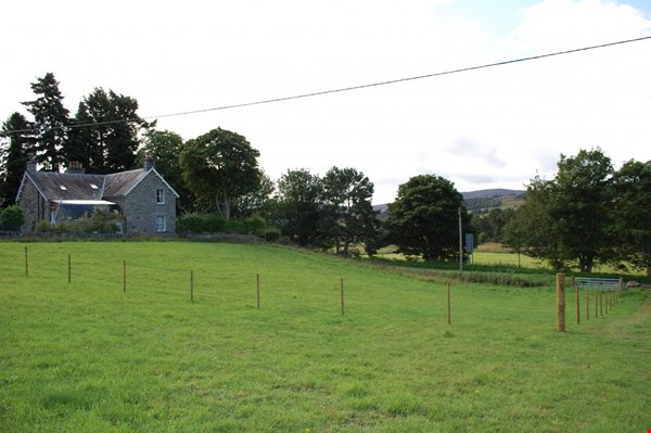 Plot at Borland Farm  Kirkmichael