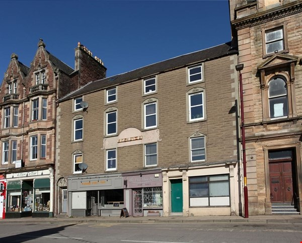 Flat 3 13 James Square Crieff