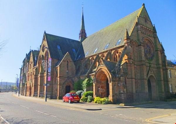 Middle Church 6E Tay Street Perth