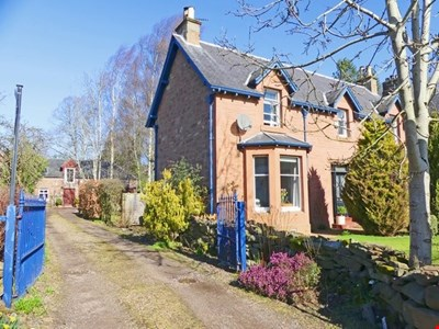 Riverlea & The Coach House, Boat Brae, Rattray, Blairgowrie PH10 7AA