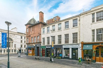 Flat 2, Kirk House, 31 St John Street, Perth PH1 5SH