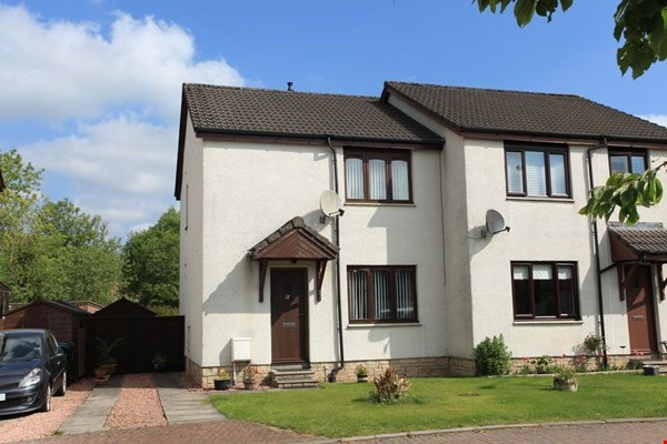 17 Shielinghill Place Crieff
