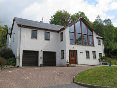 Tigh Geal, East Haugh, Pitlochry PH16 5TE