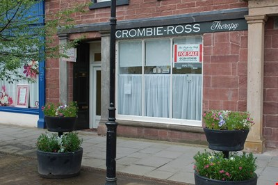 Crombie Ross Therapy, 9 High Street, Coupar Angus PH13 9DB