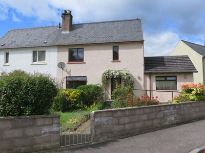 33 Willowbank, Birnam PH8 0JW