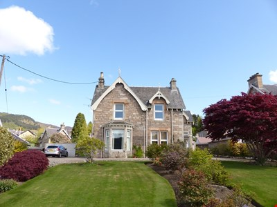 Lower Flat, 7 Church Road, Pitlochry PH16 5EB