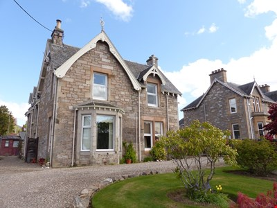 Upper Flat, 7 Church Road, Pitlochry PH16 5EB