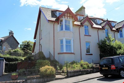 Lower East Flat, Atholl House, Atholl Terrace, Aberfeldy PH15 2DQ