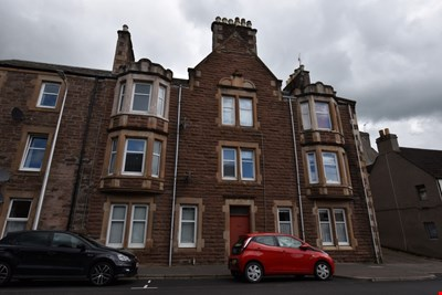 Flat 2/1, 43 Commissioner Street, Crieff PH7 3AY