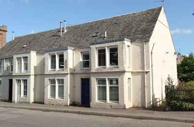 Lower Flat, Ben Affray, 28 High Street, Auchterarder PH3 1DF