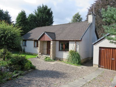 Mossford, Alma Avenue, Aberfeldy PH15 2BW