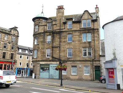 Flat 7, 17 Canal Crescent, Perth PH2 8HT