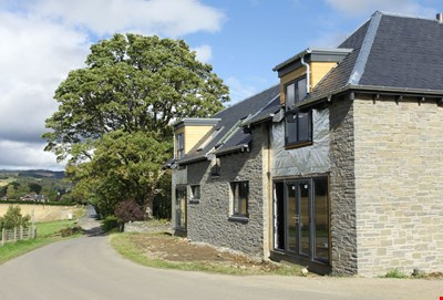 New Build East (Plot 8), West Park Farm, Aberfeldy PH15 2EQ