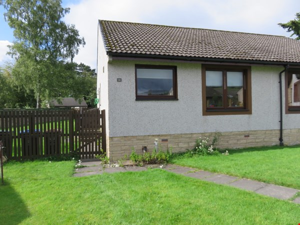 14 Knockard Place Pitlochry