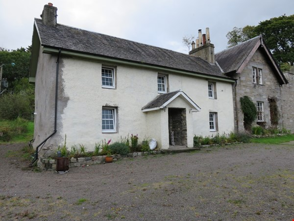 The Chauffeurs Cottage Donavourd Pitlochry