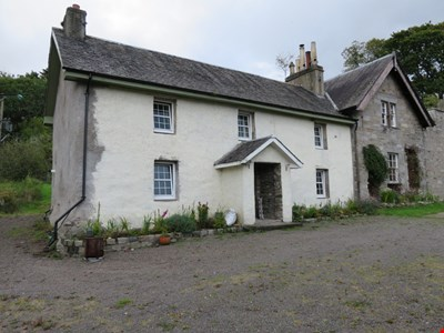 The Chauffeurs Cottage, Donavourd, Pitlochry PH16 5JS
