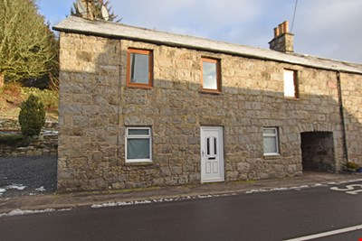 The Flat, Main Street, Kirkmichael PH10 7NT