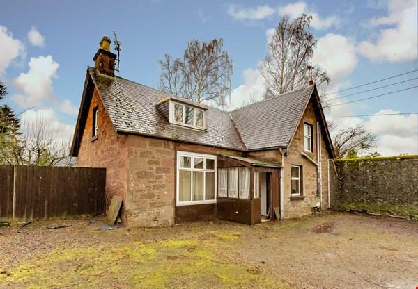 Ericht Lodge Cottage Ericht Lane Rattray, Blairgowrie