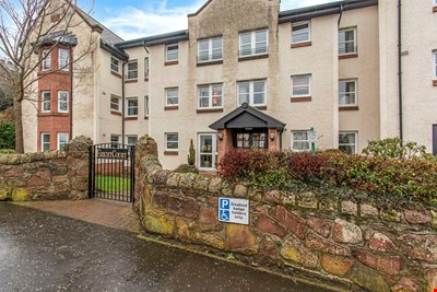 Flat 5 Ericht Court, Upper Mill Street, Blairgowrie PH10 6AE