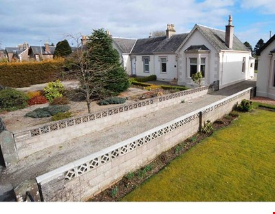 2 Roselea Cottages, Perth Road, Blairgowrie  PH10 6EJ