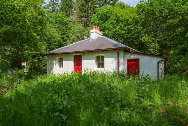 Old Faskally Cottage Killiecrankie
