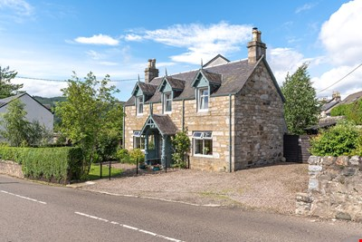 3 Tom-na-Moan Road, Pitlochry PH16 5HN
