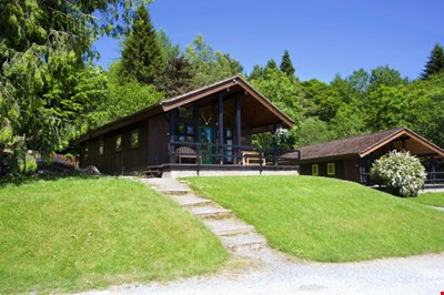 Bellrock Chalet 22, Milton of Morenish, Killin FK21 8TY