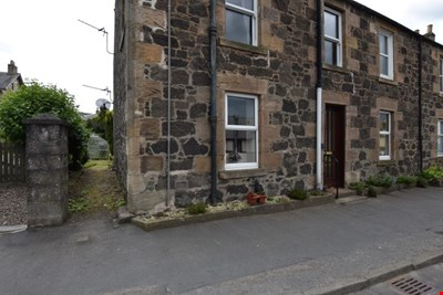 Front Flat Left Bank Buildings, Back Dykes, Abernethy PH2 9JU