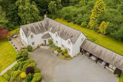 Drumlowan, Killiecrankie PH16 5LR