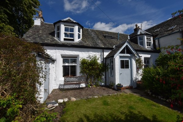 Lilac Cottage 20 Hill Street Crieff