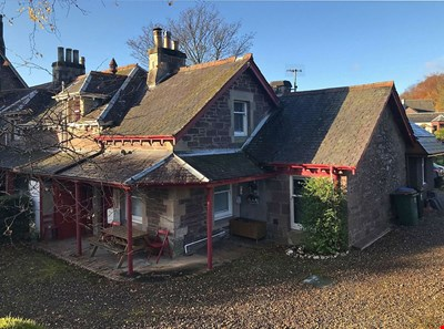 3 Donavourd Cottages , Connaught Terrace , Crieff PH7 3DJ
