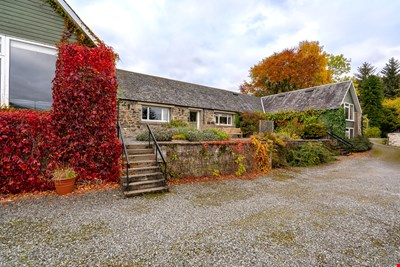 The Steadings, Keltneyburn, Aberfeldy PH15 2LF