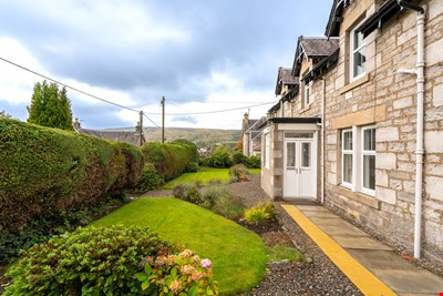 Craigview, 27 Bonnethill Road, Pitlochry PH16 5ED