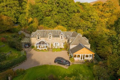 The Coach House & Squirrel Cottage, Druimuan, Killiecrankie PH16 5LG