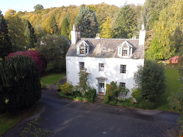 Dalshian House Dalshian Pitlochry