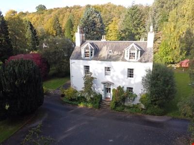 Dalshian House, Dalshian, Pitlochry PH16 5TD