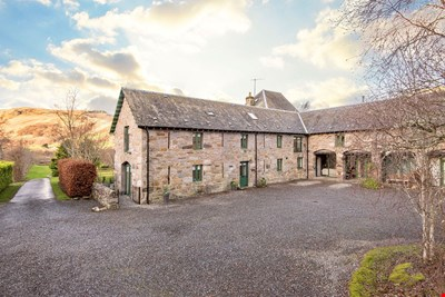 Mill House, Mains of Comrie, Keltneyburn, Aberfeldy PH15 2LS