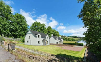 Plot 2 Moulin Bowling Green, Manse Road, Pitlochry PH16 5EP