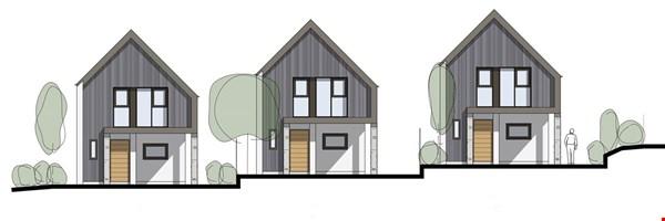 Development Plot Lower Oakfield Pitlochry