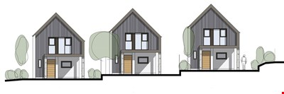 Development Plot, Lower Oakfield, Pitlochry PH16 5TD
